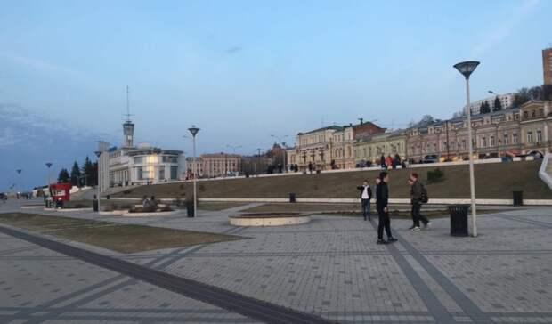 Нижегородская мэрия объяснила, почему нельзя выгуливать собак нанабережной