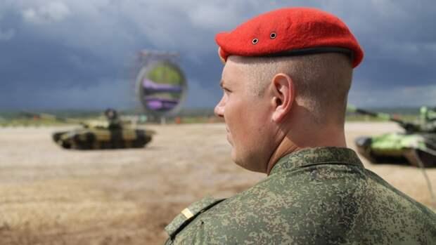 """Российские военнослужащие одержали победу в конкурсе """"Саянский марш"""""""