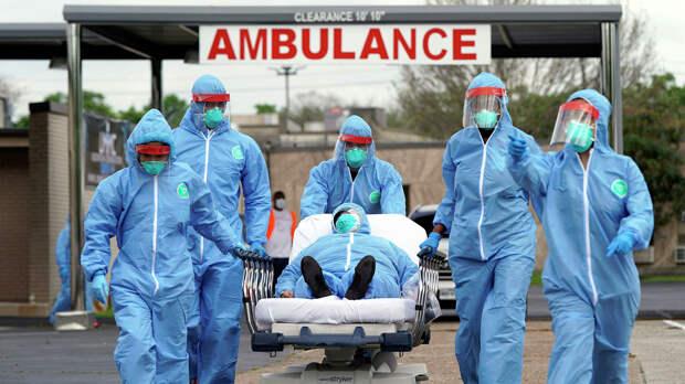 Реальное число смертей от коронавируса в Америке гораздо больше - главный инфекционист США