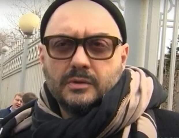 """Кирилл Серебренников ликвидировал """"Седьмую студию"""""""