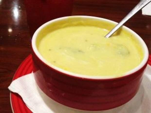 Сырный суп / Фото: pixabay.com