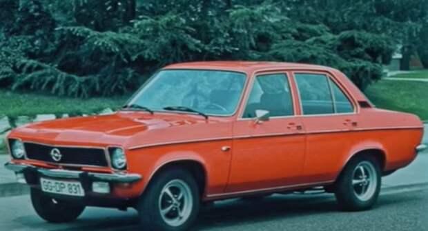 Opel Manta: такой могла быть наша «шестерка»