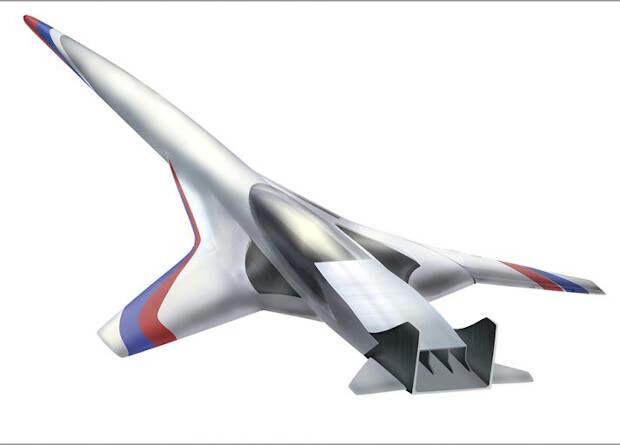 В России начались исследования по программе сверхзвукового пассажирского самолета