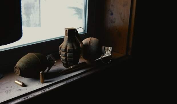 У погибшего во время взрыва гранаты в Новоуральске мужчины остался ребенок-инвалид
