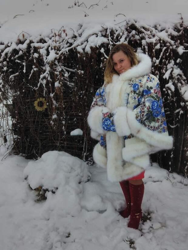Обязательно посмотрите! В русском стиле, какая сказочная красота!