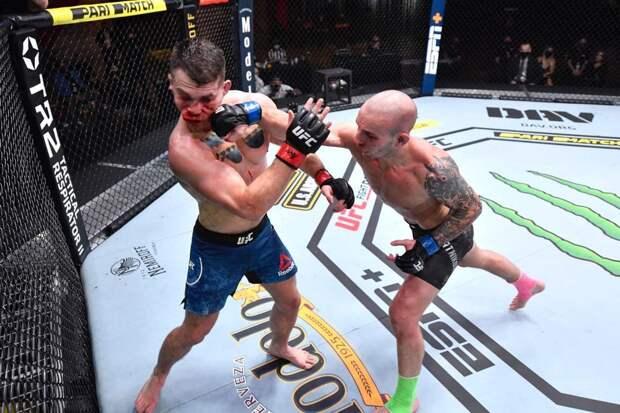 Палатников подерется на турнире UFC 21 августа