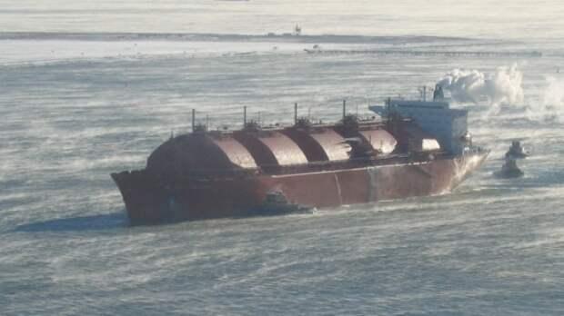 Доставка СПГ танкерами для Европы очень дорогие и неприемлемо медленные