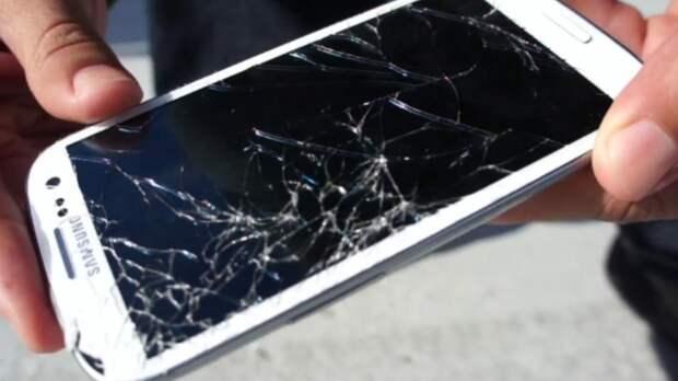 В Южной Корее разработали покрытие для самовосстановления экрана смартфонов