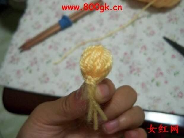Цветочки крючком для вязания пледов, покрывал, подушек и сидушек (8) (500x375, 90Kb)