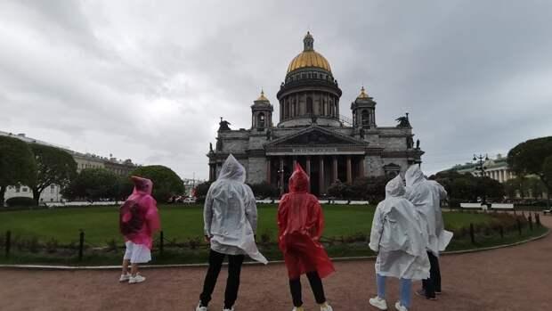 МЧС предупредило об усилении ветра в Петербурге