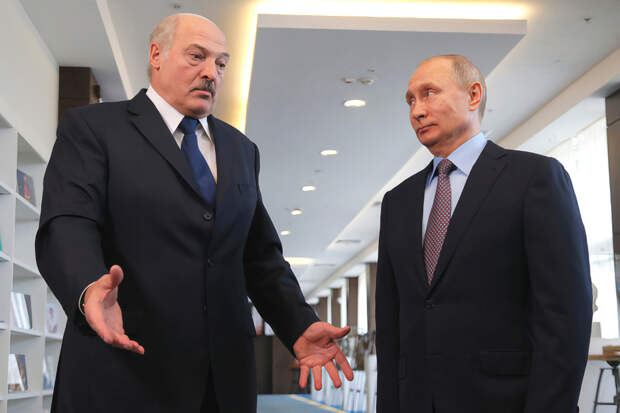 Зачем нам Лукашенко?