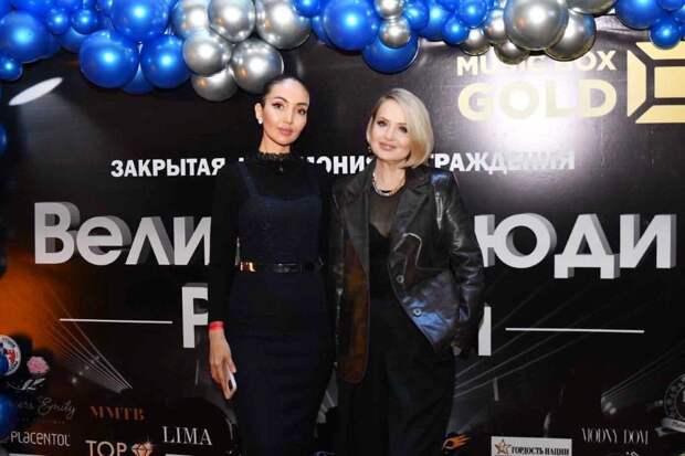 Журнал «ГОРДОСТЬ НАЦИИ» во главе с Татьяной Велес выступили информационными партнерами премии «TOP GREAT AWARD RUSSIA»