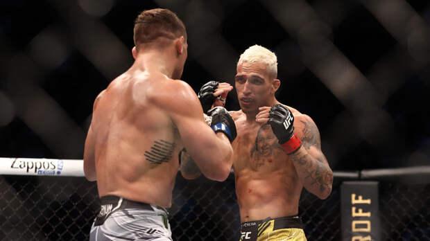 Глава UFC прокомментировал победу Оливейры над Чендлером