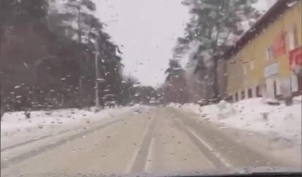 ВЕкатеринбурге после аномального похолодания прошел дождь