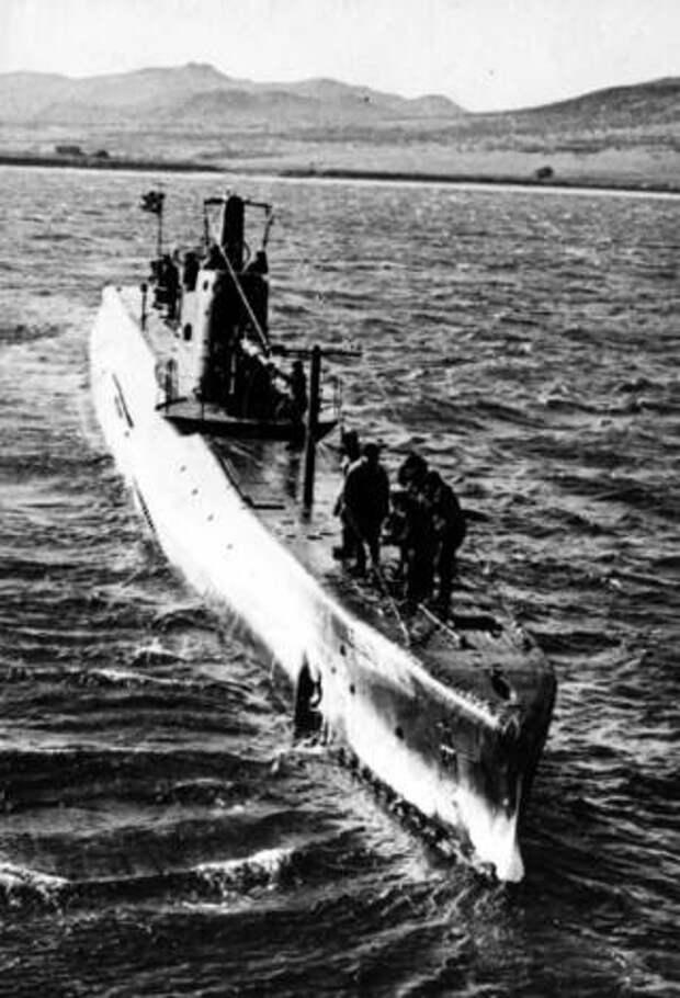 Подводная лодка «Л-3»