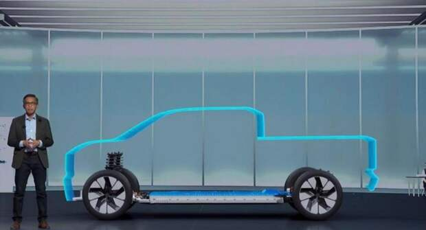 Глава Ford намекнул на семейство Maverick с несколькими модификациями