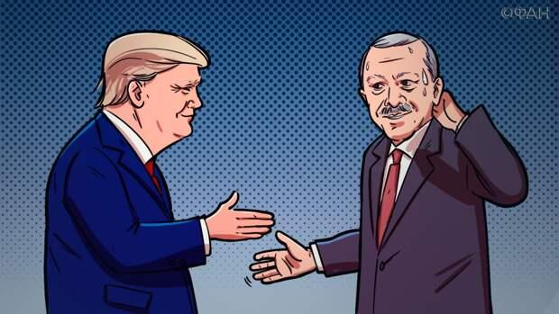 Если Эрдоган «избавится» от С-400, американцы его свергнут, считает политолог.