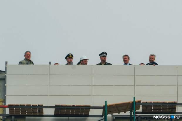 Это армия, сынок: смотрим, как в Омске очень быстро строят новый кадетский корпус