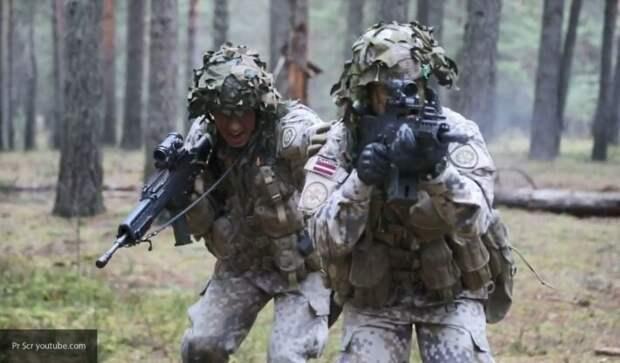 Винокуров указал, почему жители Латвии боятся солдат НАТО и военные учения в стране