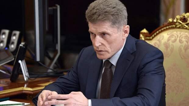 Владивосток-2021: отставка Гуменюка, или При чем тут глава Приморья