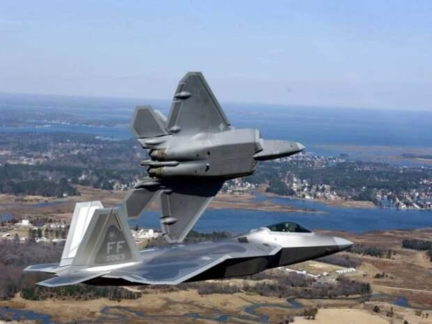 F-22 «Раптор» и F-23 «Нераптор». Пасьянс, который не сложился