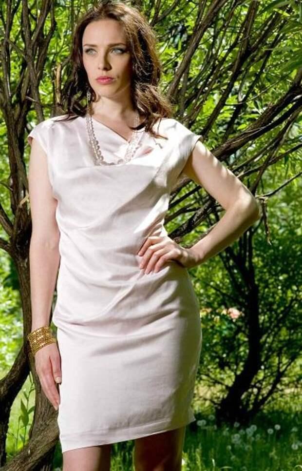 ШЬЕМ, ШЬЁМ, ШЬЁМ... элегантное коктейльное платье за один вечер