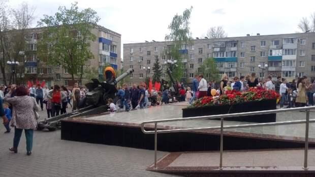Велопробег, автопробег и парад: как в Саратовской области отметили День Победы