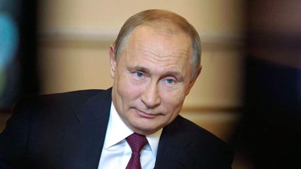 Путин поздравил мусульман России с окончанием месяца Рамадан