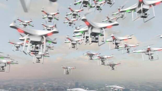 «Ростех» создал инновационное оружие против стаи дронов