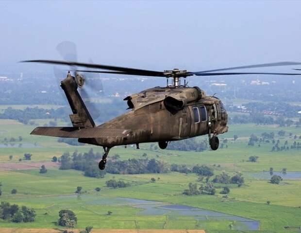 Глава генштаба Тайваня и 7 военных погибли при аварийной посадке вертолёта