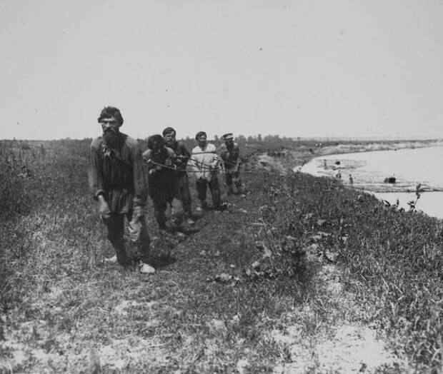 Бурлаки вСССР: как появился бессовестный фейк сталинской эпохи