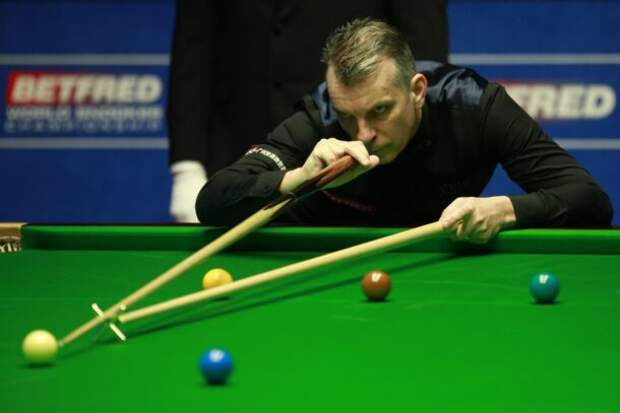 Марк Дэвис (фото: World Snooker)