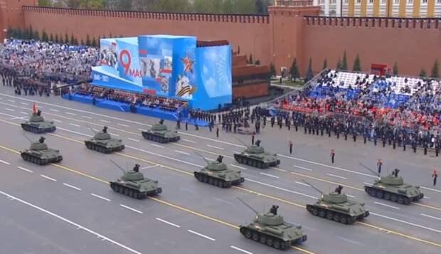 Парад Победы в Москве! Западные СМИ разобрали на цитаты речь президента России Владимира Путина