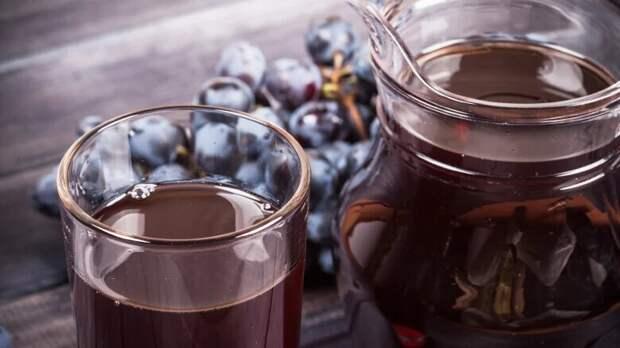 Виноградари спасали плантации, торгуя виноградным концентратом