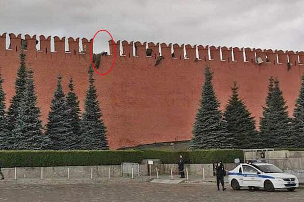 О посыпавшемся у Путина