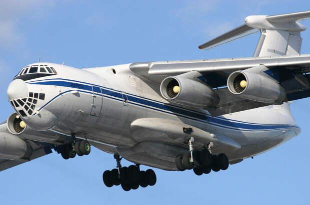 России срочно нужны военно-транспортные самолеты