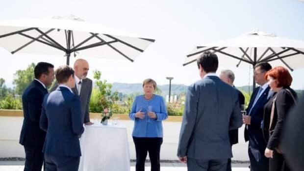 Лидер косовских сепаратистов подаёт иск против Сербии за «геноцид» – после встречи с Меркель