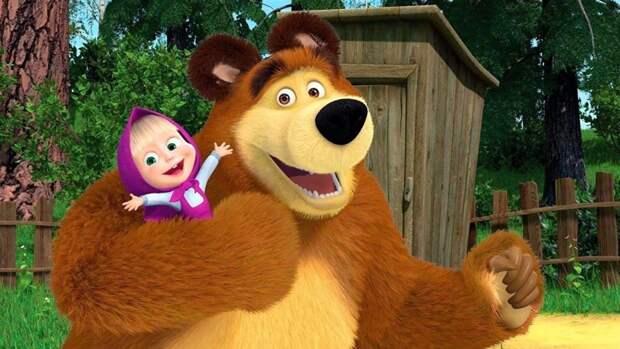 Студия Animaccord анонсировала полнометражный мультфильм «Маша и Медведь»