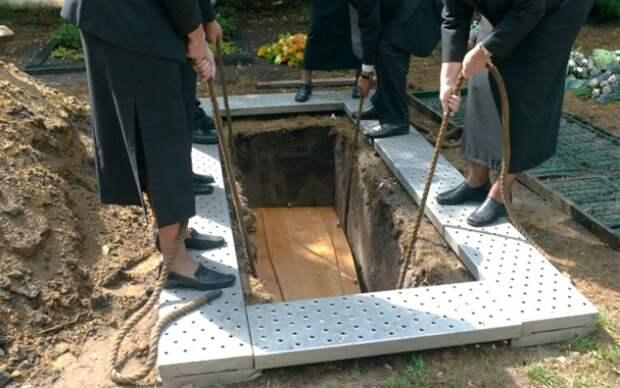 Ужасающие истории людей, похороненных заживо