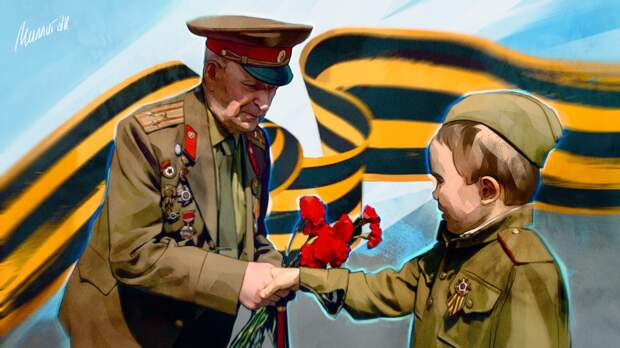 Когда память исчезает, история повторяется: как Берлин празднует День Победы