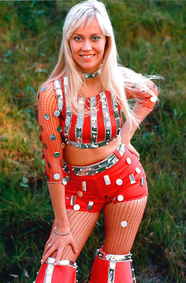 Блондинка из ABBA: Агнете Фельтског — 70