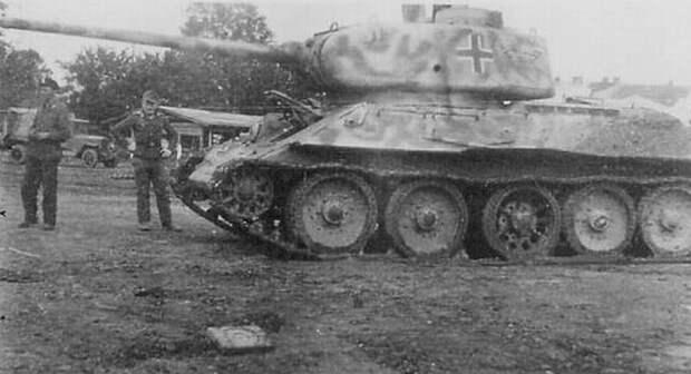 Воспоминания немецкого танкиста воевашего на танке Т-34-85 | ProTанки | Яндекс Дзен