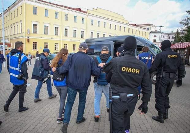 За что в Минске задерживают и судят российских журналистов???
