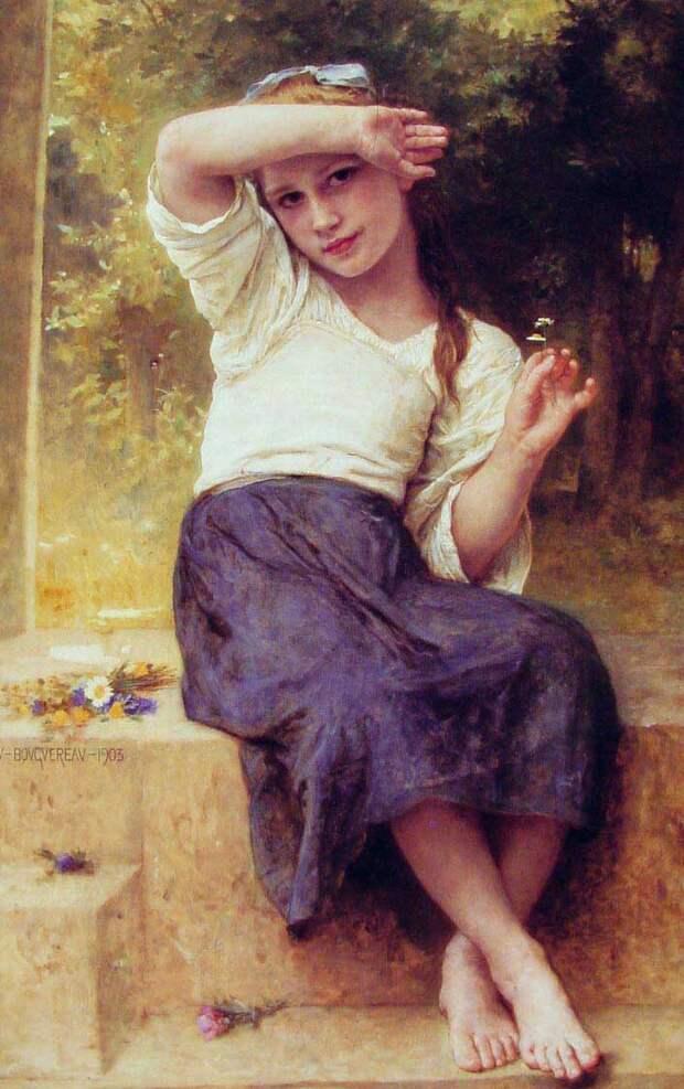 Вильям-Адольф Бугро (William-Adolphe Bouguereau)