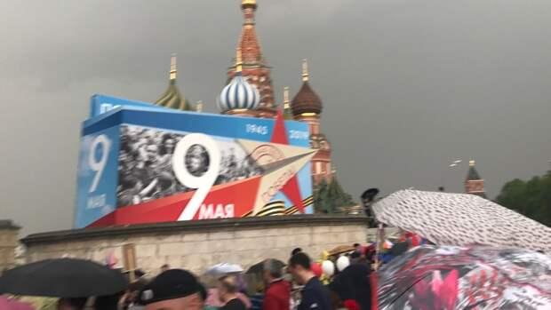 Организаторы «Бессмертного полка» пресекли попытки сорвать шествие
