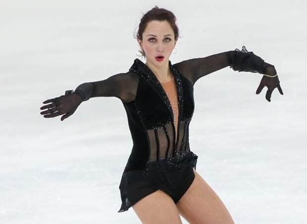Фигуристка из Удмуртии Елизавета Туктамышева заняла третье место в короткой программе на Кубке России