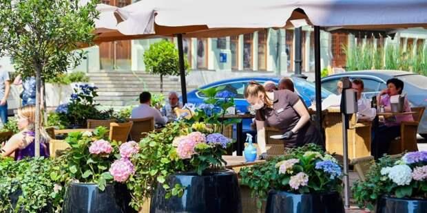 Роспотребнадзор опечатал кафе Gucci в Москве за нарушение антиковидных мер. Фото: Ю. Иванко mos.ru