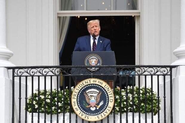 Трамп пообещал Ближнему Востоку мир «без крови на песке»