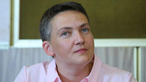 """Савченко заявила, что украинцев в Европе """"оценивают очень дешево"""""""