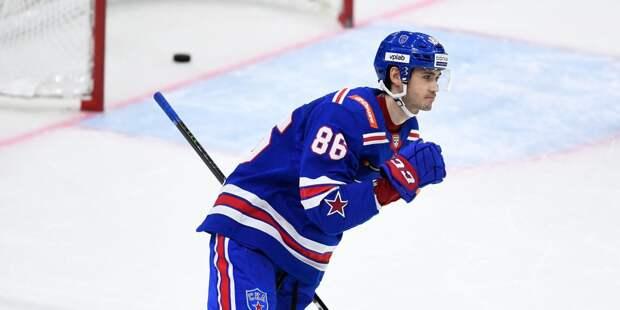 «Автомобилист» пропустил 7 шайб в матче КХЛ